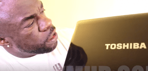 You Can Win Kali Muscle's Old Used Computer If You Buy His New Supplement
