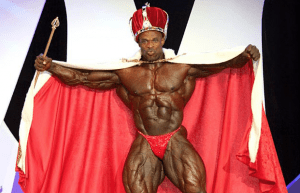 Ronnie Coleman's Legendary King Posing Routine In His Last Olympia Win