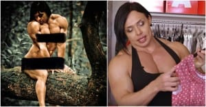 Pro Female Bodybuilder Says She Got Muscle Dysmorphia, See Her INTENSE Diet and Training Routine
