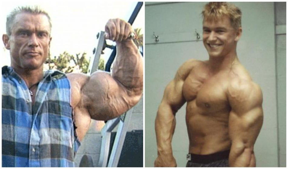 Lee Priest INCREDIBLE Transformation From A Boy To A