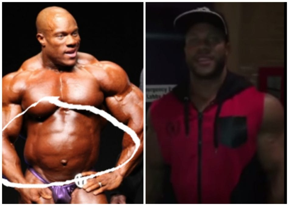 Phil Heath Sends A Positive Message To His Top Critic