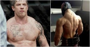 Tom Hardy's Gruelling Workouts For the Movie Warrior