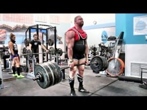 WATCH: Incredible Display Of Strength. Man Deadlifts 800lbs for 8 Reps!