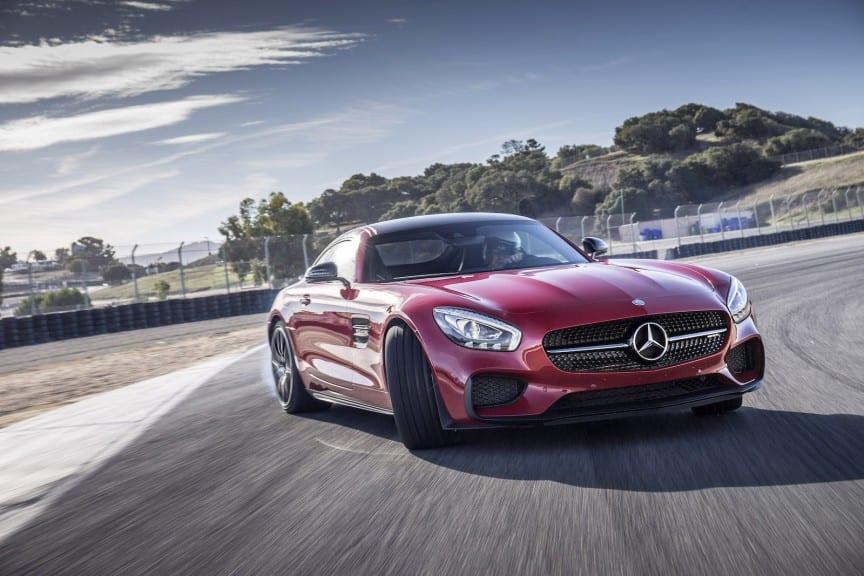 Mercedes-Benz-AMG-GT-S