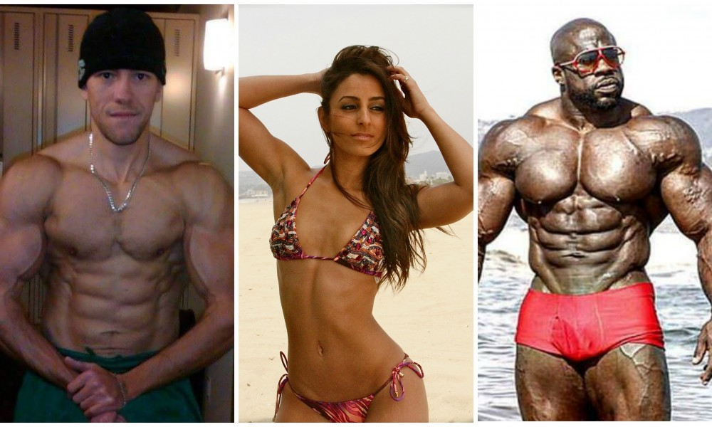 Image Gallery kali muscle age