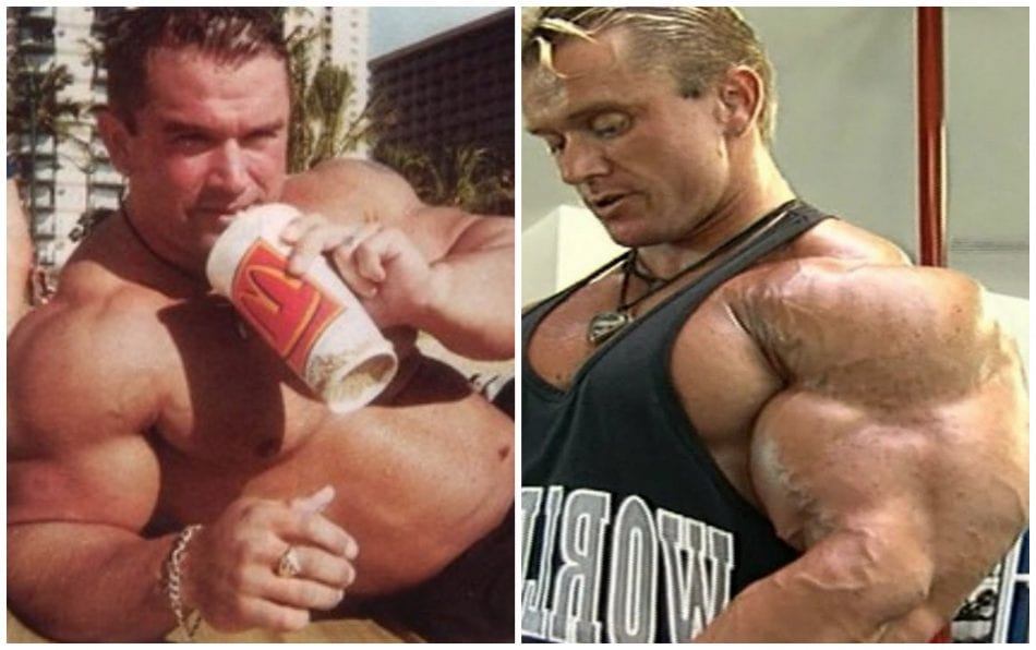 Lee Priest Reveals His Diet Secrets For Bodybuilding
