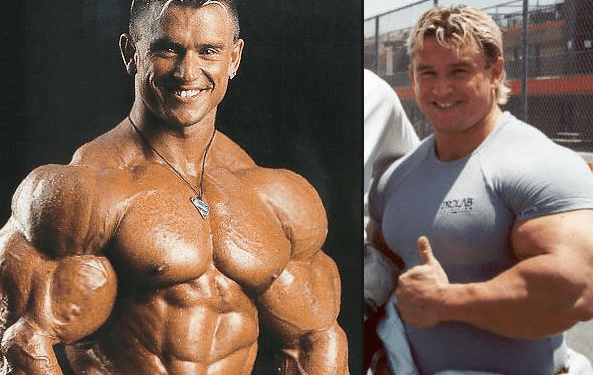 Lee Priest talks about... Arnold Schwarzenegger Bodybuilding