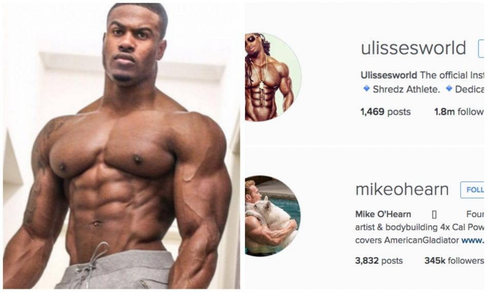 Top 5 Natural Bodybuilders On Instagram That Some People