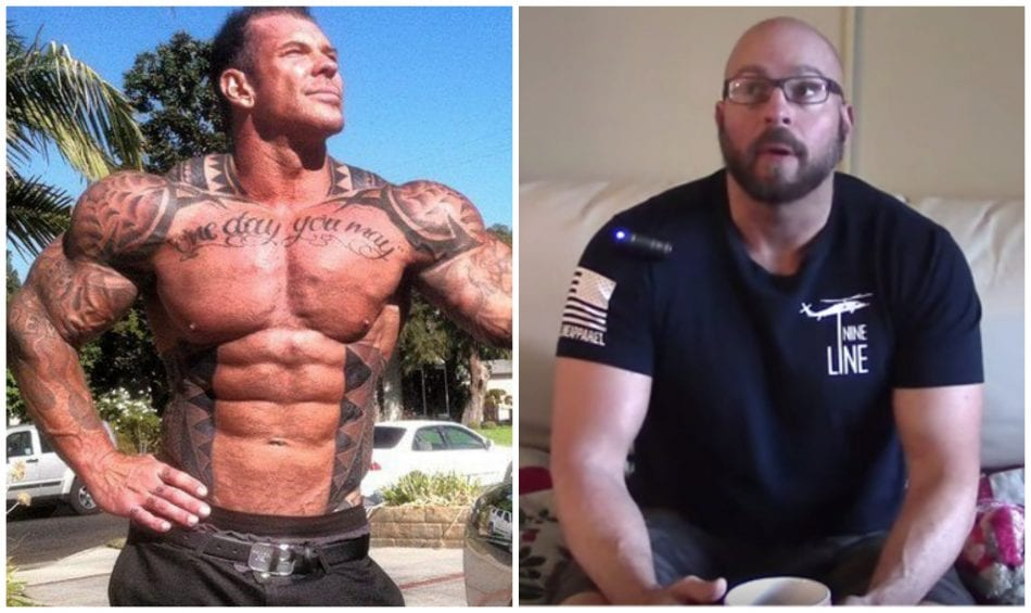 Steroid Expert Roast Rich Piana & It Is Funny As Hell