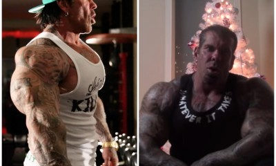 rich piana steroid cycles