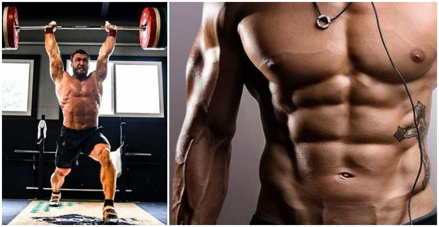 how to get low body fat without losing muscle