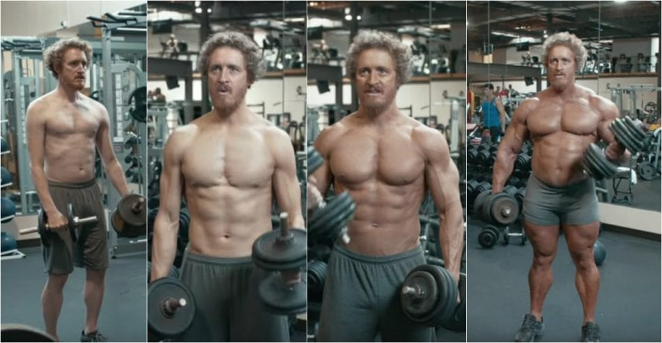 Hilarious GEICO Ad Shows The Transformation Of