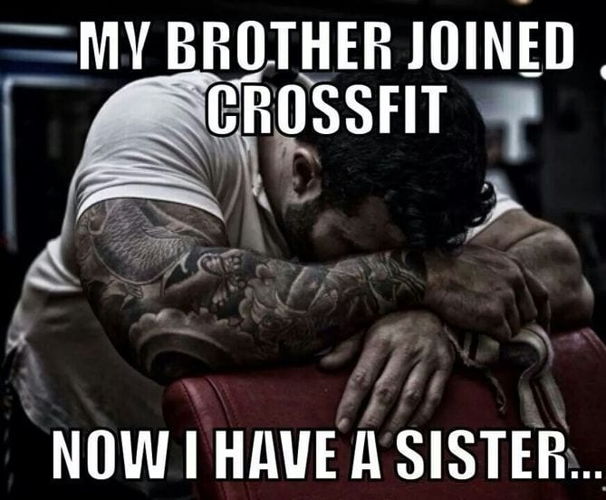 Funny Memes For Brothers : The funniest crossfit memes on the internet this is why people don