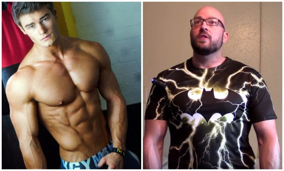 Steroid Expert Bashes Jeff Seid For Claiming To Be Natural