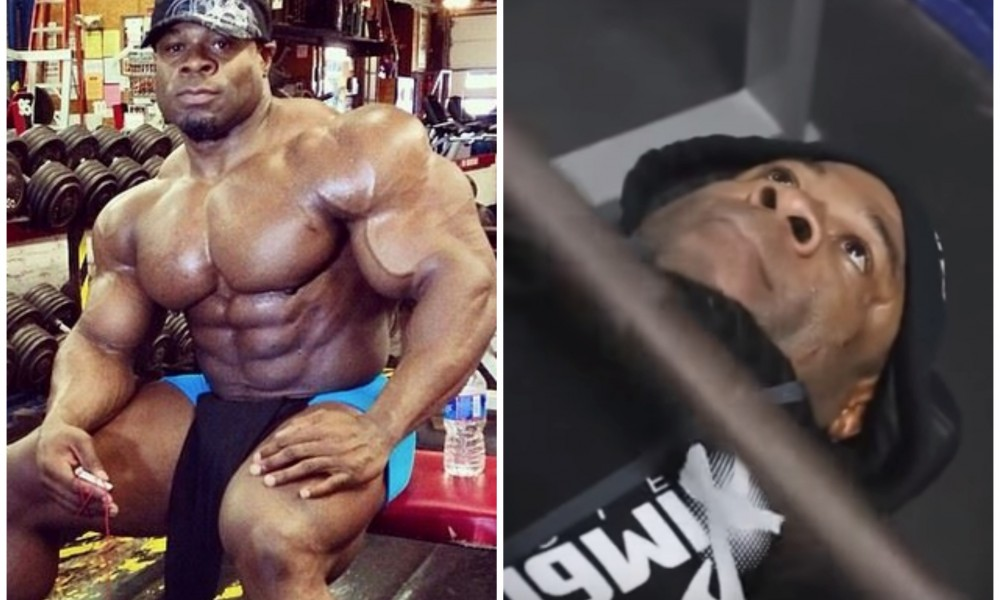 Kai Greene's Ultimate Full Body Workout 2016 - Most Guys