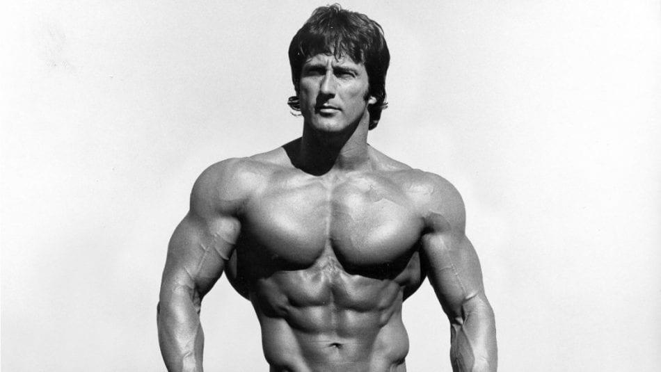 frank zane muscle building secret