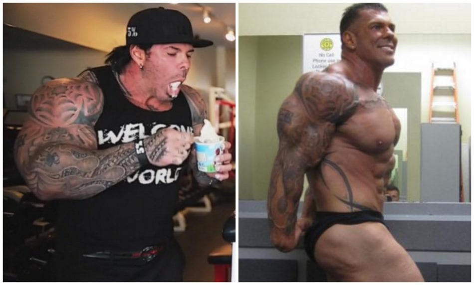 Explains How To Get Huge As Hell In His 4 Month Mass Building Program