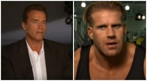 Arnold Schwarzenegger & Jay Cutler Get Asked About Steroids – They Tell The Truth 100%