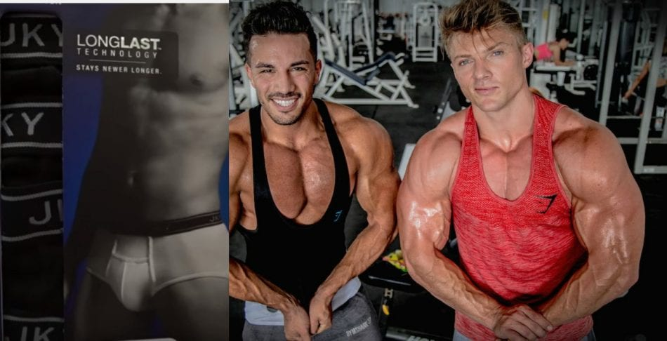 Watch Steve Cook and Christian Guzman Look For Tight