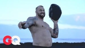 The Mountain Describes What It's Like Being Punched by UFC Star Conor McGregor