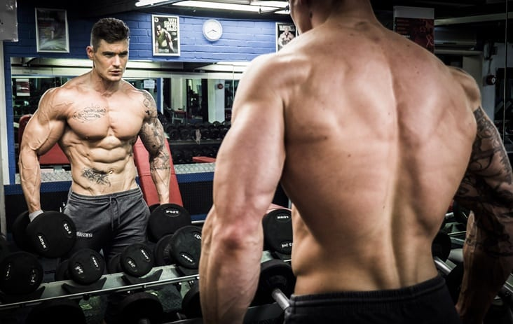 The secret is to turn carbs into muscle rather than storing them in your fat cells
