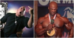 You Won't Believe How Dirty Ronnie Coleman's Favorite Story Is According To Gregg Valentino
