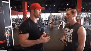 "Mike O'Hearn Roasts Jason Blaha The Steroid Expert & Calls Him A ""B*tch"""