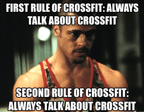 Funny Internet Meme : These shockingly funny crossfit memes on the internet have gone