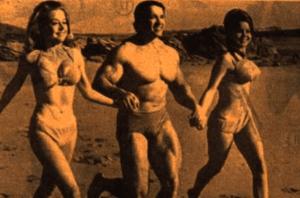Arnold Schwarzengger Proves That Women Love Him