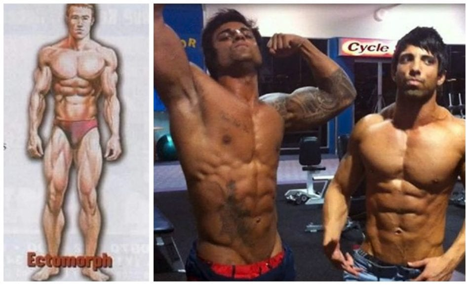 Ectomorph Muscle Building Exercises