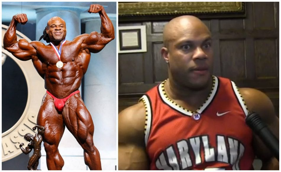 Phil Heath Says Kai Greene Is Lying About His Real Age