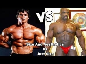 This Guy Put Together a Arnold vs. Ronnie Coleman Comparison and the Results Might Shock You