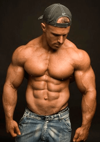 5 Tricks to Look More Muscular Instantly