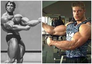 22 Years Old Arnold Schwarzenegger Double From Netherlands – Same Genetics?