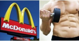 Find Out How Long it Really Takes For You To Work Off That McDonald's Meal