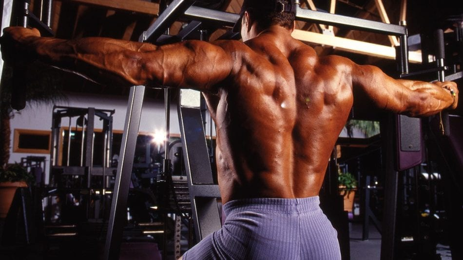exercises for thick back muscles