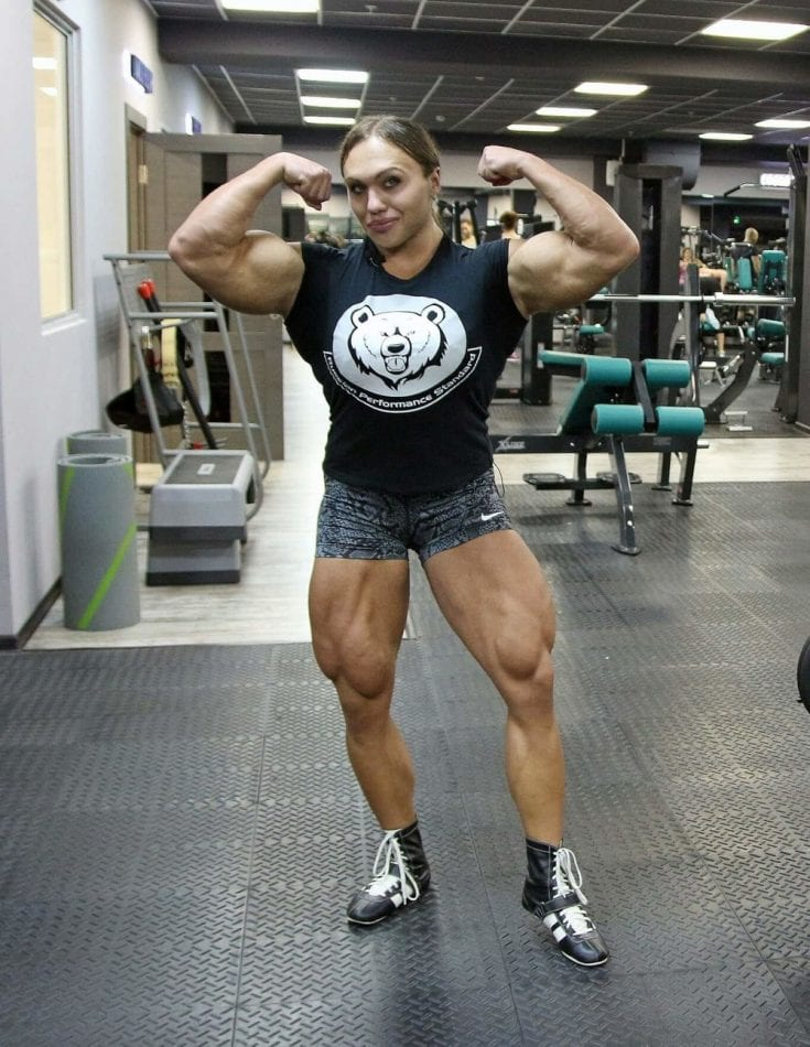 Russian-women-lifter