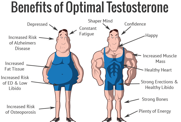 Main Causes of Low Testosterone Levels