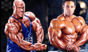 Could Kevin Levrone's 2002 Physique Win Phil Heath At The Olympia?