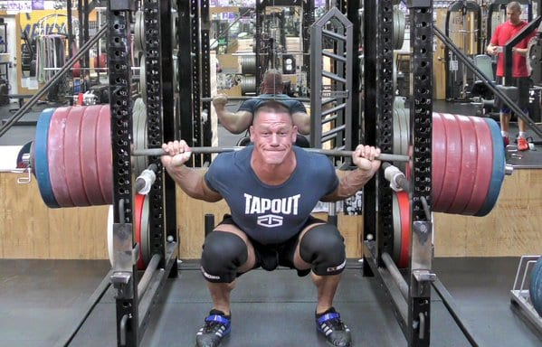 Check out this hardcore gym that is owned by John Cena