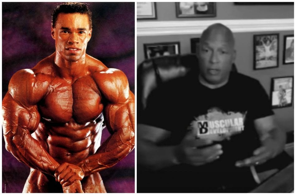 Shawn Ray Says Kevin Levrone Is Making A Big Mistake By ...