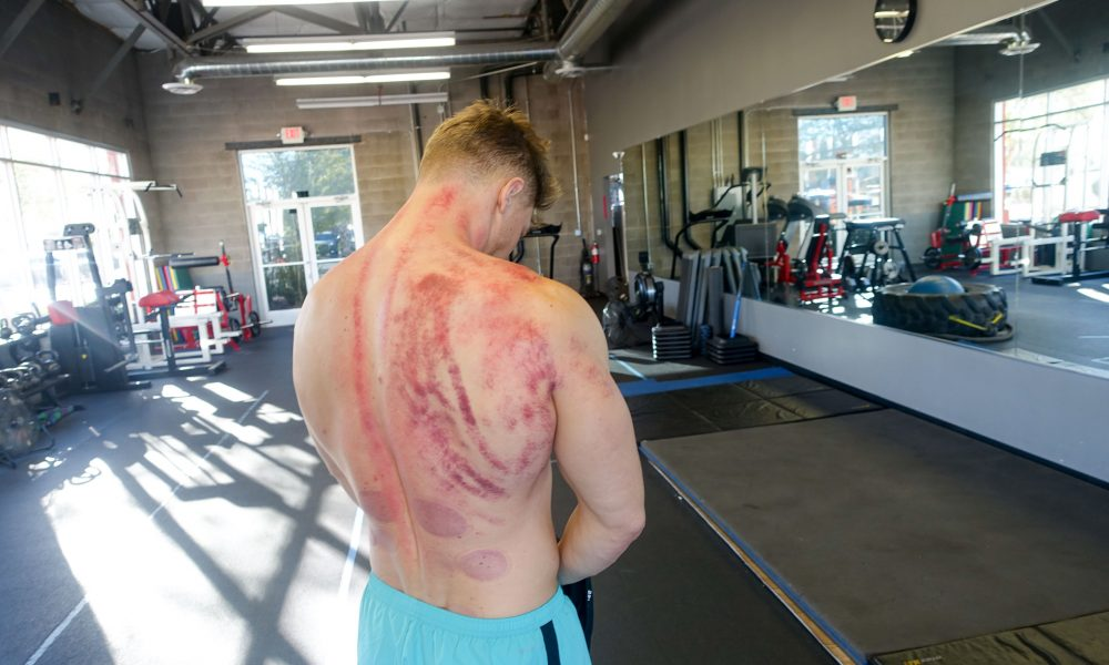 The Pains of Being a Fitness Model - Steve Cook Shows You