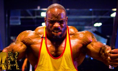 You Could Never Do Johnnie Jackson's Chest Workout.. It's That HARDCORE!