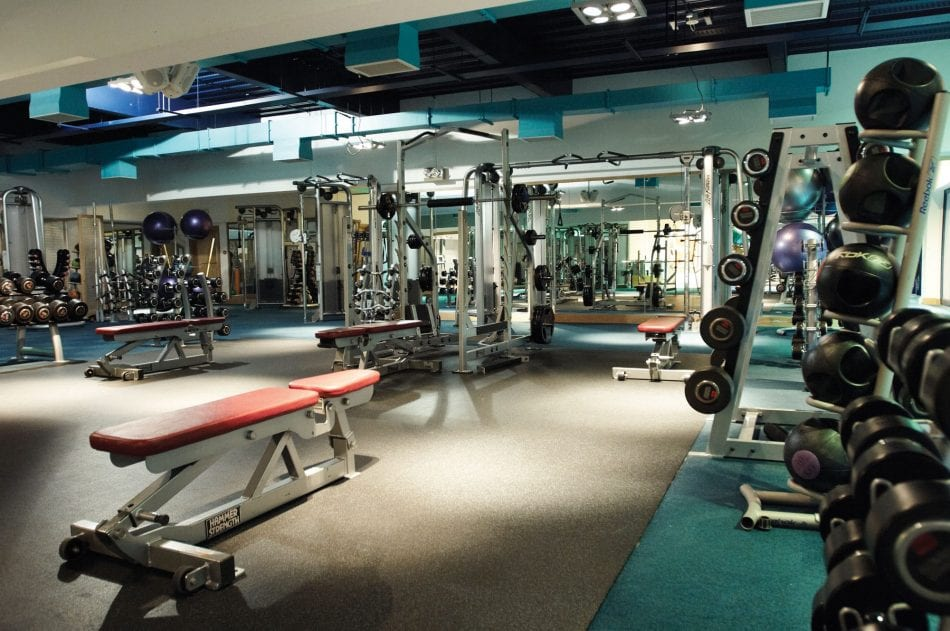 The most expensive gyms in the world where the rich for Fitness gym
