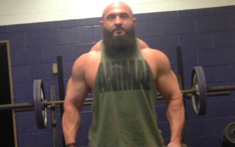 Image result for huge traps powerlifter
