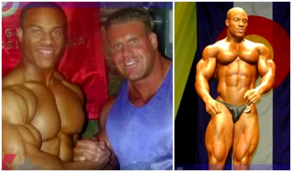 See How Phil Heath Transformed From 19 - 37 Years Old