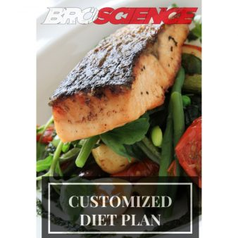 customized diet plan cover for shop