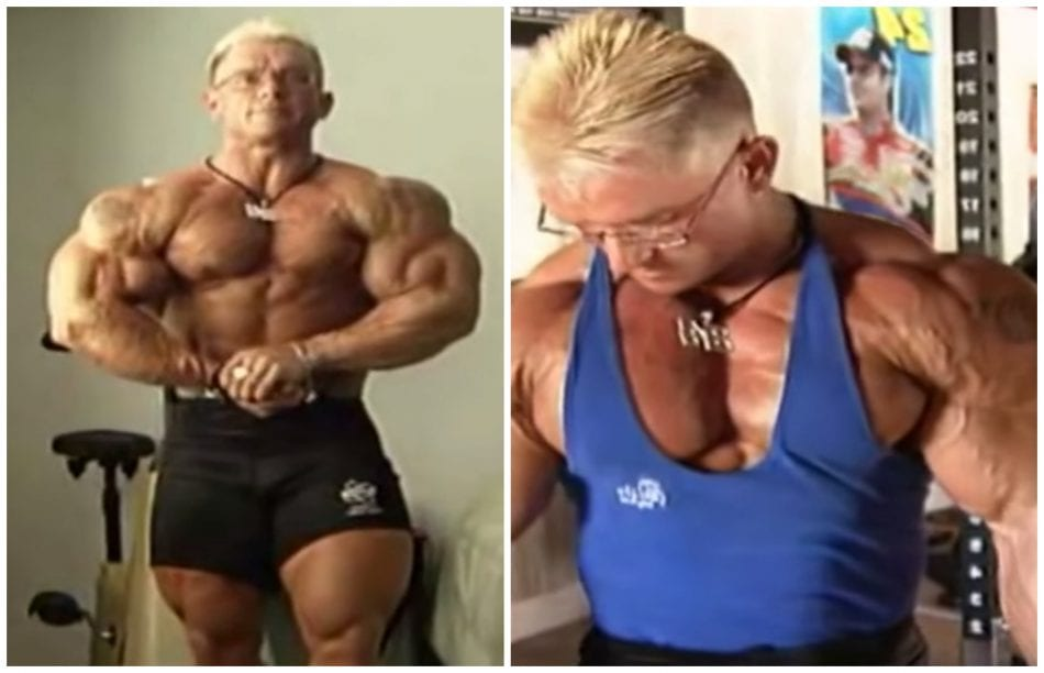 Lee Priest Was Shockingly Huge Before The 2002 Olympia