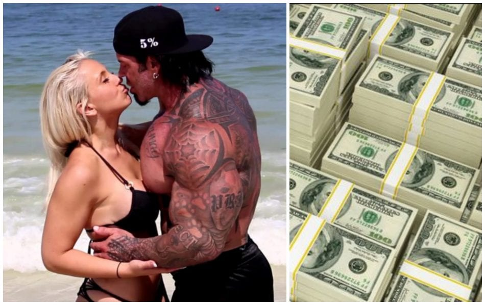 This Is How Much Money Rich Piana Could Possibly Lose In
