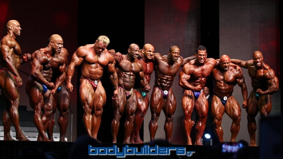 The Mr Olympia 2016 Top 10 Placement Prediction